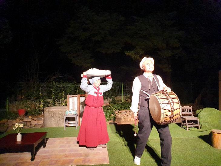 연극 옥자사진 2