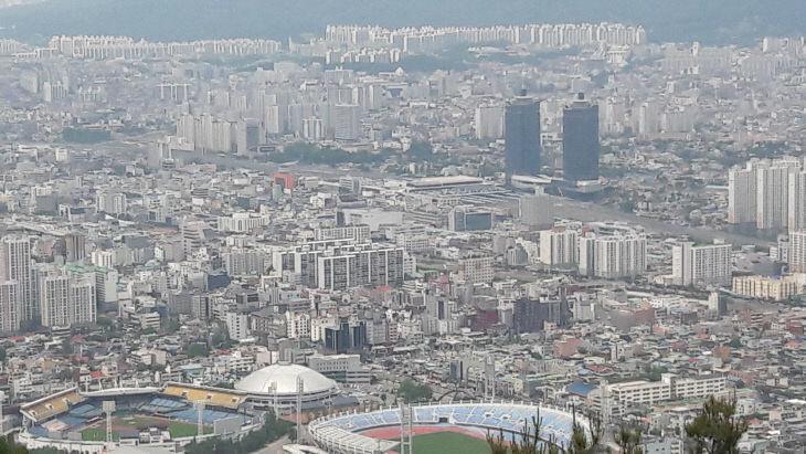 대전시 전경