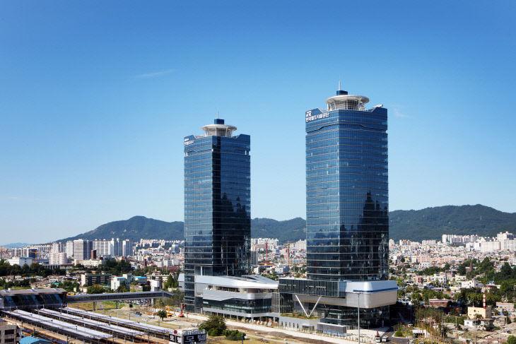 한국철도시설공단 사옥사진