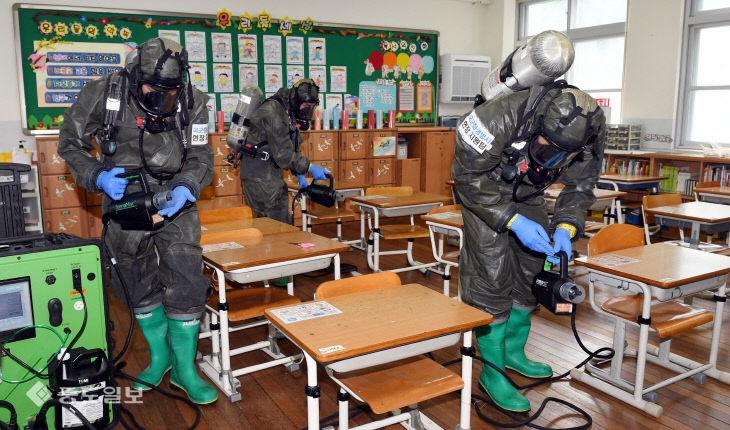 20200702-국방부 지원 학교 방역