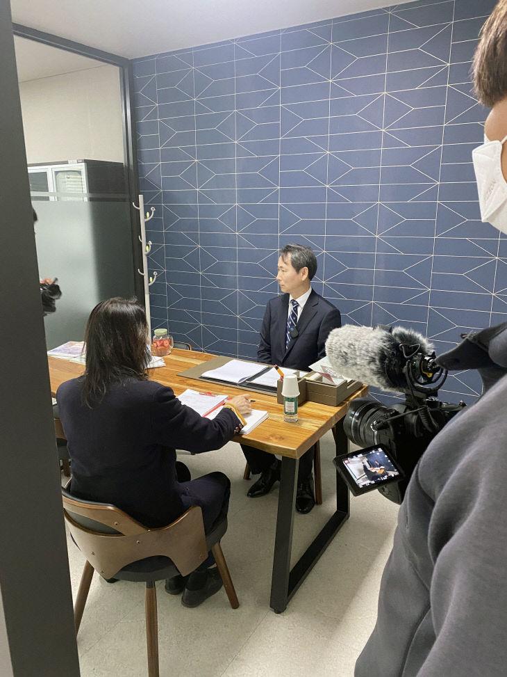 충남대 법률센터 EBS 다큐에 소개-1