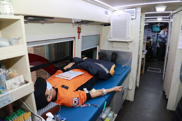 헌혈 관련사진