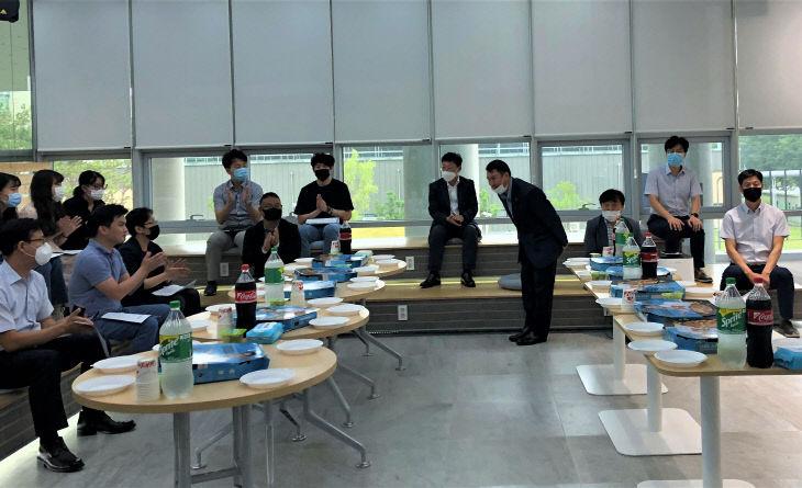 미래전략과(SB플라자 입주기업 간담회)2