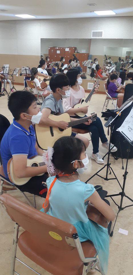 한소리가족음악단(사진)