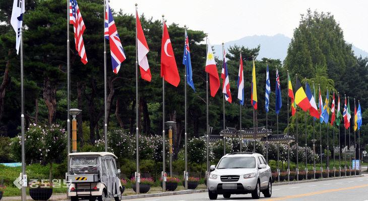 6.25전쟁에 참전한 유엔군의 희생 '잊지 않겠습니다'