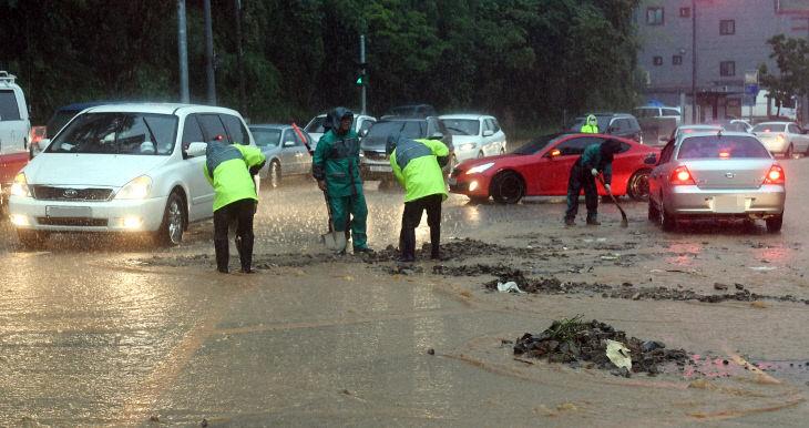 20200730-대전 폭우 피해19