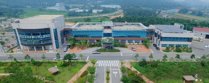 서산시농업기술센터 청사 전경