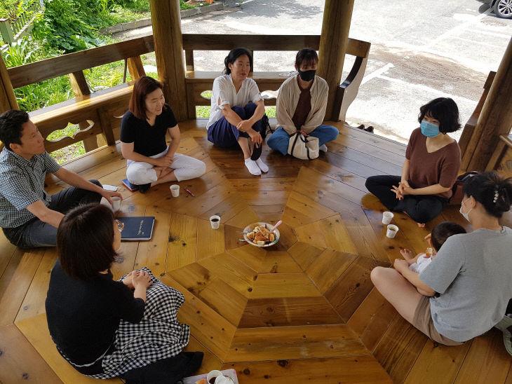 해송마을돌봄공동체만들기 (2)