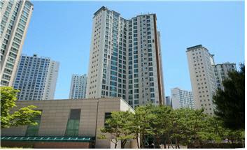 대전시 유성구 계산동 소재 아파트