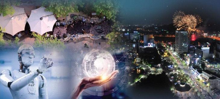 (사진2)유성구, 전통관광산업과 미래과학이 공존하는 도시 입증