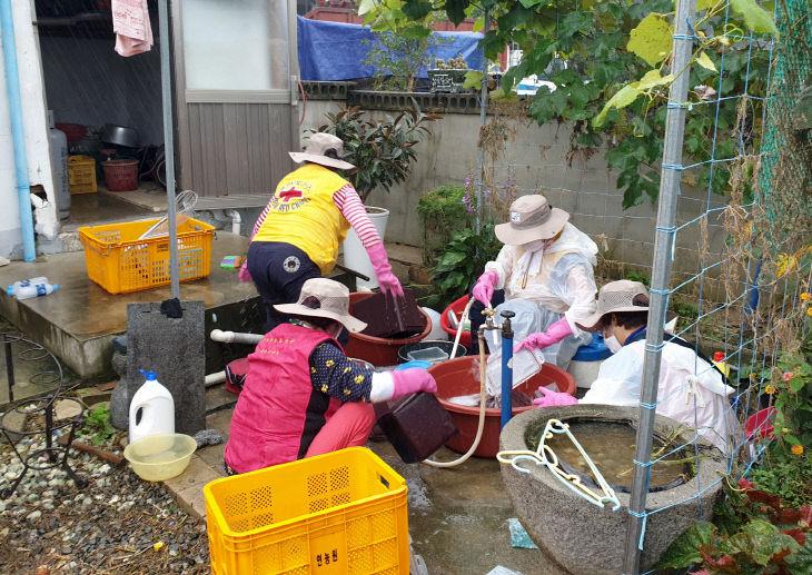 태안군자원봉사센터 재해재난봉사단