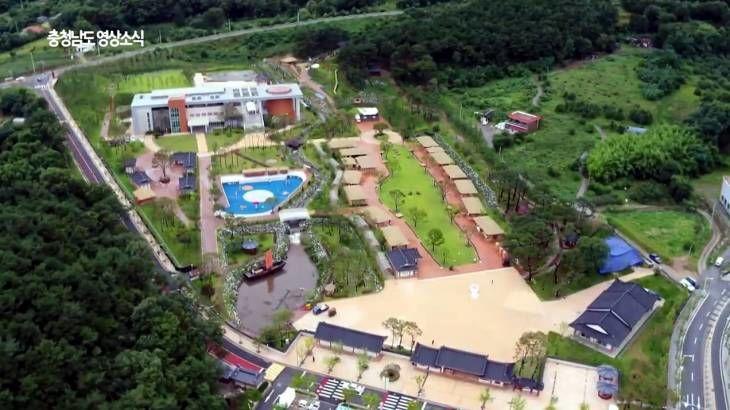 국내 유일 보부상 테마마을 `내포보부상촌`을 소개합니다.