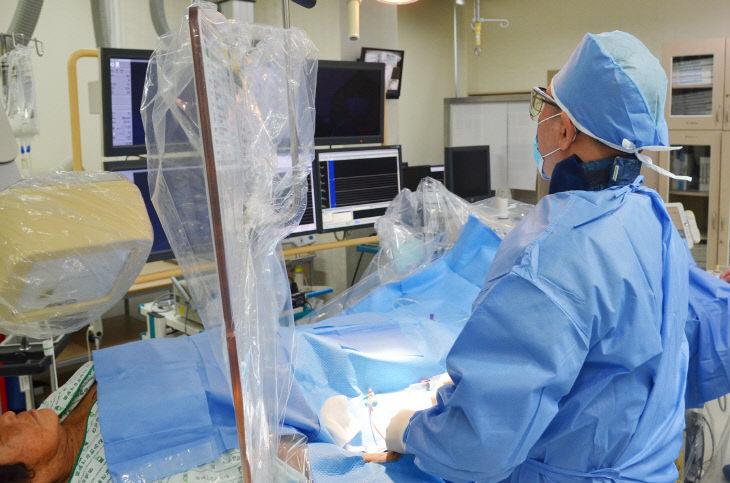 건양대병원 심혈관조영실2