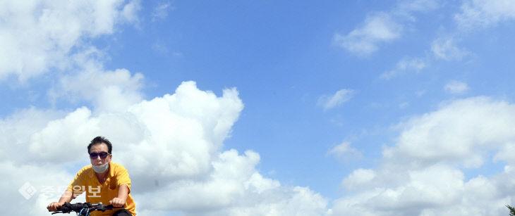20200813-모처럼 맑은 하늘4