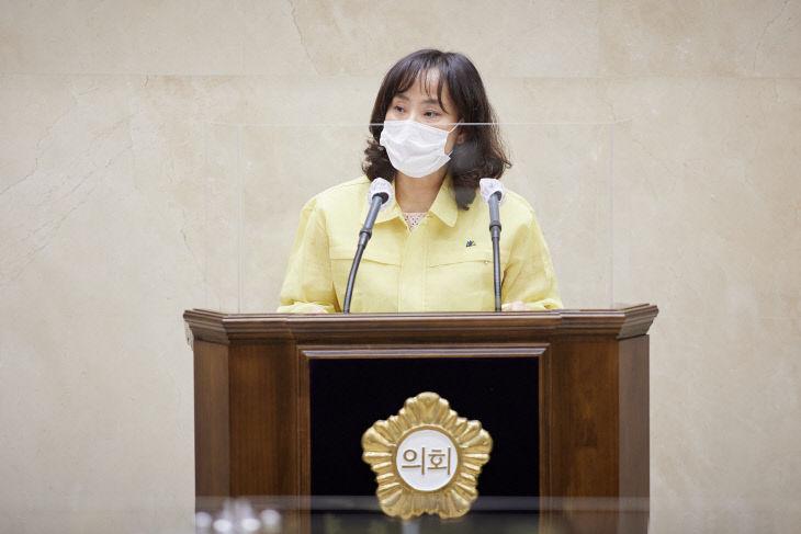 20200911 용인시의회 하연자 의원, 5분 자유발언