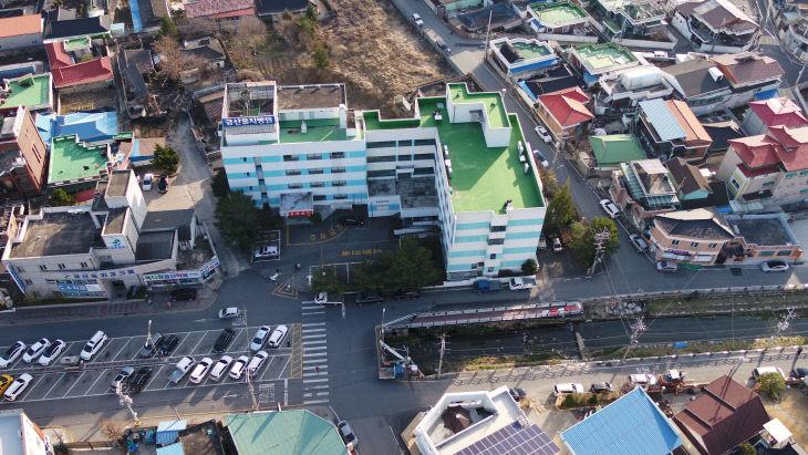 을지병원 도시재생사업 선정