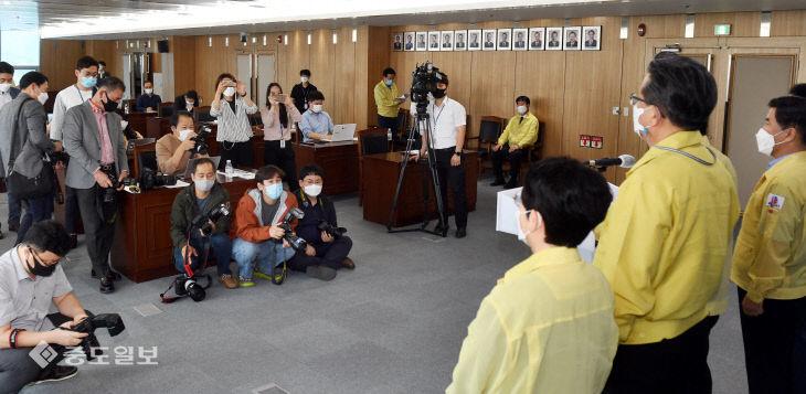 20200922-대전의료원 설립 촉구 기자회견2