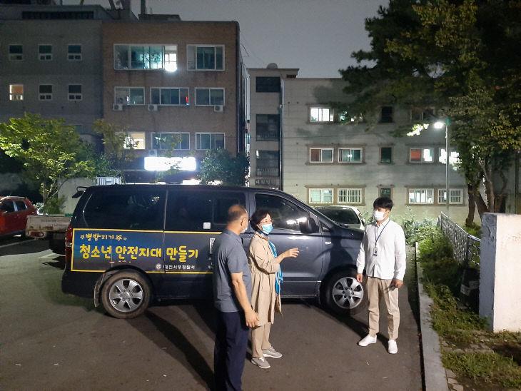 200923 서부경찰서 청소년 안전지대 만들기 가시적 성과 (3)