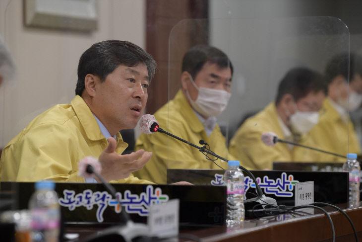 정부예산확보 국회의원초청간담회 (1)