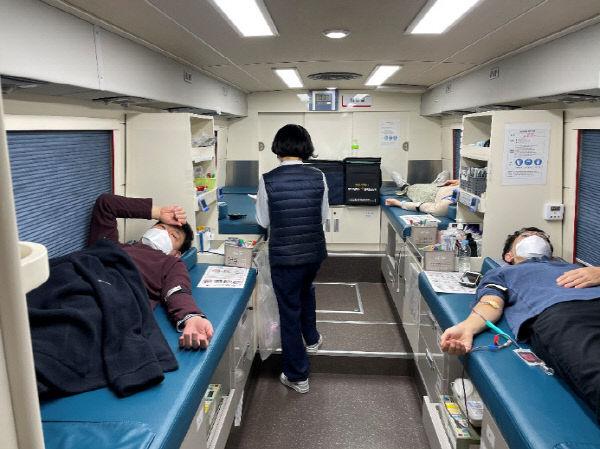 기 사랑의 헌혈 사진2