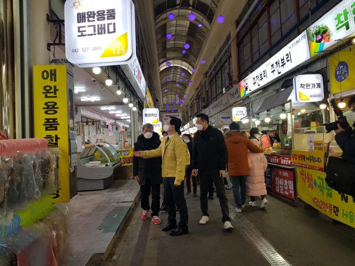 중기부 강성천 차관 한민시장 방역점검 (14)