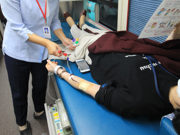 3. 대전시청_대청병원 헌혈행사