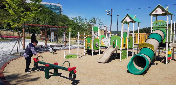 공원녹지과(도시공원 어린이 놀이시설물 안전 점검)