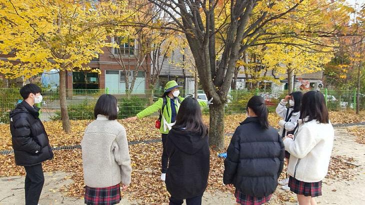 사진1_산림교육 청소년 소규모 활동