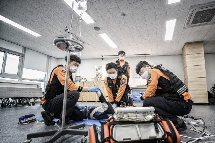구급활동(대응예방과)