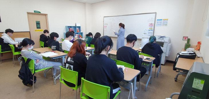 사본 -검정고시반 수업사진