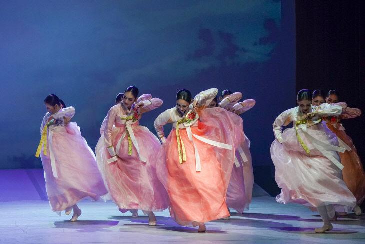 6 한밭규수춤