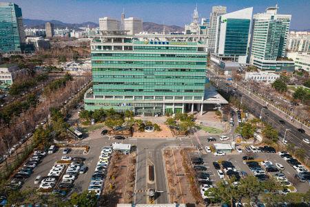 대전경찰청 전경
