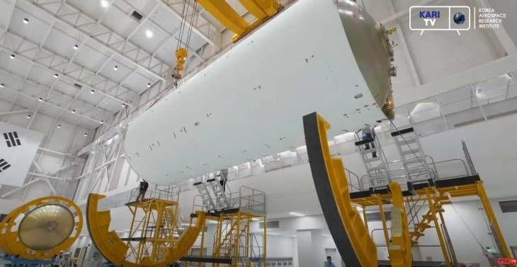 한국의 SpaceX를 꿈꾼다. 독자 개발 한국형발사체 참여 산업체는?