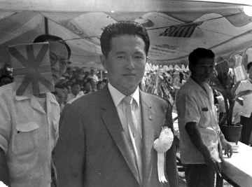대전역공로상수상직전 1959
