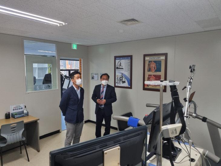 대전체육회 대전스포츠과학센터 확장 이전 관련 사진 3