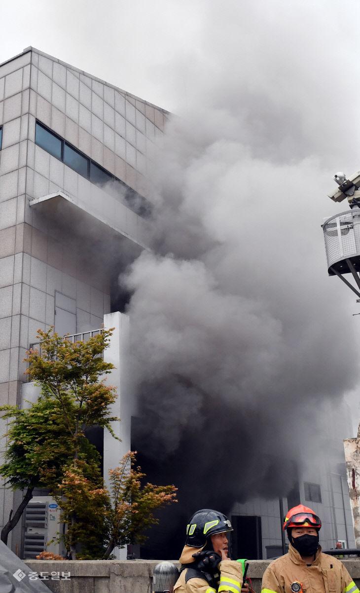 20210501-변전소 화재2