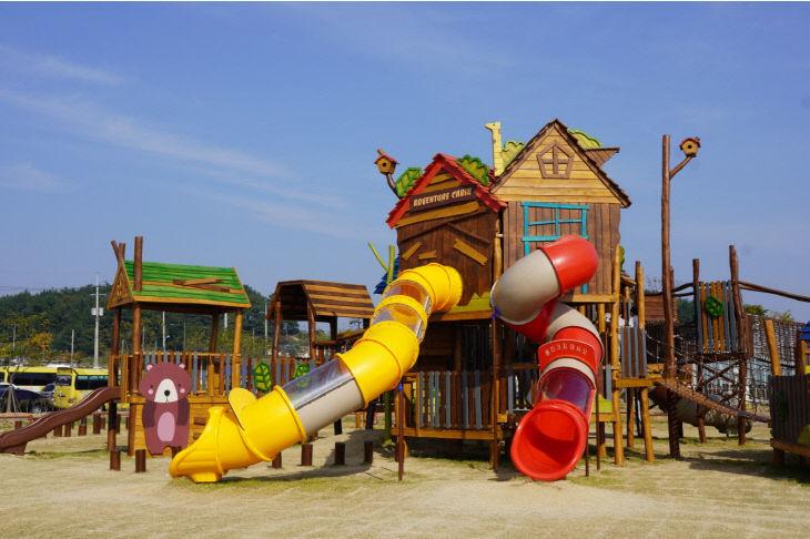 1.목포시, 어린이가 살기좋은 도시로 변화(목화체험장 놀이터)