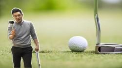 [박하림의 골프스튜디오]내가 치는 공은 왜 안맞을까? 스윙시 어드레스 포지션을 알려드립니다.